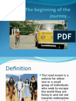 background road movies