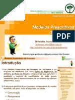 - Modelos Prescritivos