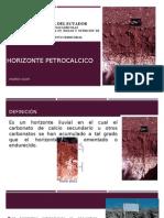 Horizonte Petrocalcico