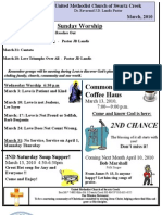 March 2010 Newsletter (Read-Only