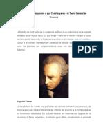 Personajes Precursores a La Teoría General de Sistemas