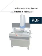 Sinowon Fully-Auto Video Measuring Stystem MVS Operation Manual