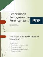 Penerimaan audit