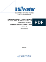 Waste Water Pumping Station
