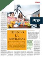 Tejiendo Perú | Variedades