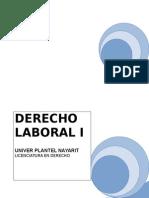 Antologia de Derecho Laboral i