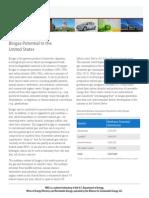 Potencial de Biogas EEUU