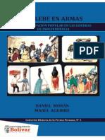 Libro La Plebe en Armas de Daniel Morán y María Aguirre, 2013.
