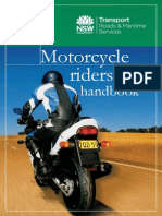 Motorcycle Riders NSW HB 2015