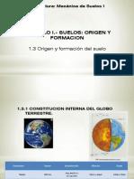 Origen y Formacion Del Suelo