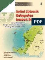 Seri Studi Kualitatif IPKM; Geliat Sistemik Kabupaten Lombok Barat