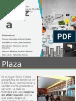 Plaza Mercadeo