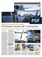 El lejano oeste de Colombia