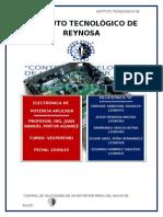 Reporte Potencia Aplicada Motor (88