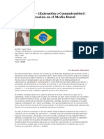Paulo Freire, Extension o Comunicacion, Resumen