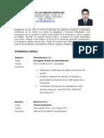 Eduardo Medina Rodriguez Cv