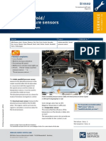 Intake Manifold Boost Pressure Sensors