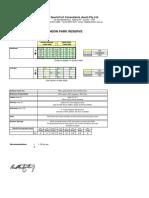 monash -brandon pk assessment 31-815