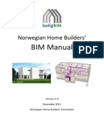 Norwegian Home Builders Association - BIM-manual