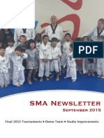 Sep '15 SMA Newsletter