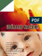 Aborto Diapositivas
