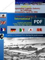 global logistics   international trade development