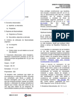 Cers - Oab Primeira Fase - Xvi Exame - Direito Constitucional - Aula 02 - Flavia Bahia