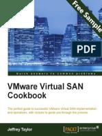 VMware Virtual SAN Cookbook - Sample Chapter