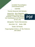 Partido Democracia Cristiana de Honduras