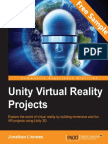 Unity Virtual Reality Projects - Sample Chapter
