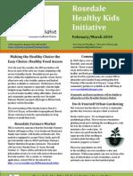 HKI Newsletter February/March 2010