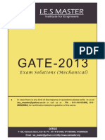Gate Mechanical 2013