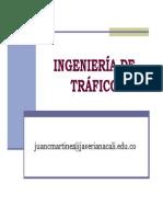 Ingeniería de Tráfico