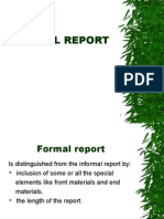Lec 11 Formal Report