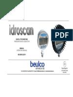 Manual Idroscan