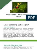 Perkenalan Java