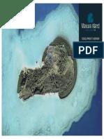 Mavuva Island Proposal