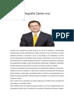 Biografía Camilo Cruz