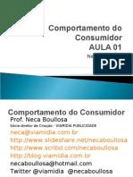 2010.1 - PUB5AN PUB6AN - Comportamento do Consumidor AULA 01