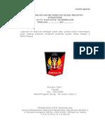 contoh laporan prakerin