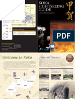 Map of Koga