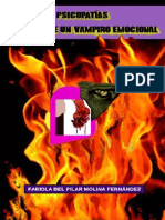 Psicopatías. Crónica de un vampiro. Fabiola del Pilar Molina Fernández