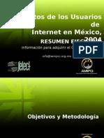Estudio Amipci 2004 Resumen Ejecutivo