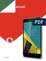 Vodafone Smart Ultra 6 manual