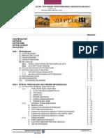 Daftar Isi RDTR Mbay