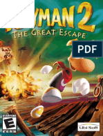 Manual rayman origin