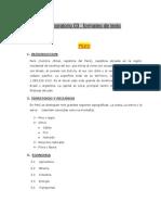 Lab Oratorio 03 Formateo de Texto Upt