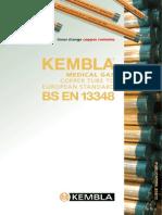 European Copper Tube BS EN13348