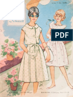 Mode Und Schnitt 1961