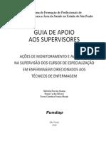 Livro Especializacao Guia de Apoio Aos Supervisores
